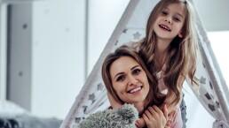 Cinco conductas que te harán una mamá soltera exitosa