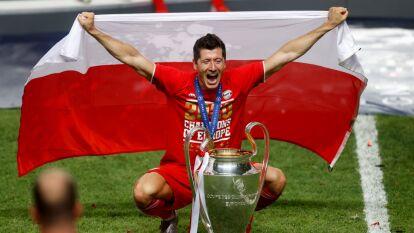 Bayern Munich y PSG dominan en el 11 ideal