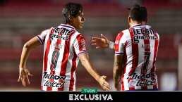 Alexis Vega escuda a JJ Macías, contrario a lo que dijo Vucetich