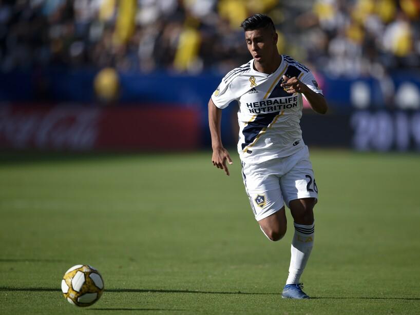MLS Whitecaps Galaxy Soccer