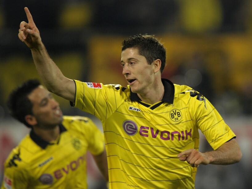 Borussia Dortmund - 1. FC Kaiserslautern