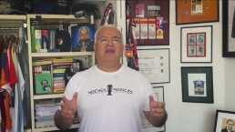 Luis Omar Tapia desea más 'noches mágicas' y te manda este mensaje