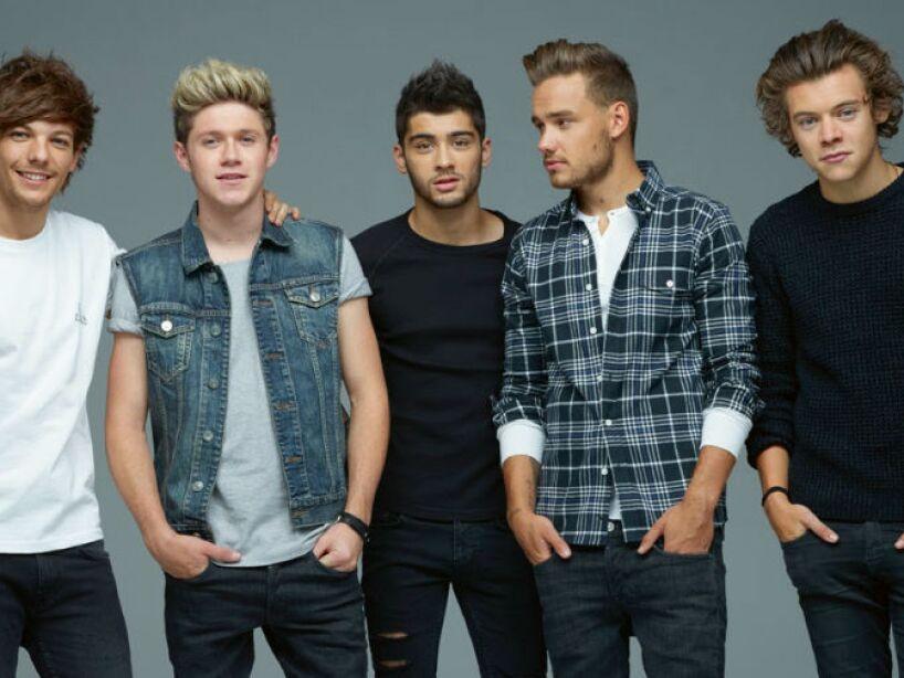One Direction es una boy band formada en 2010 en Londres, con motivo del programa The X Factor.