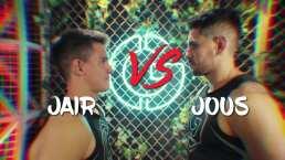 Zona 5 hizo competir a Jair vs Jous y descubre quién fue el ganador
