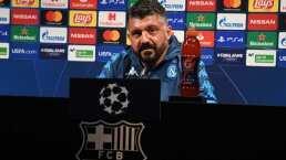 Gattuso señala lo que todavía debe aprender Lozano