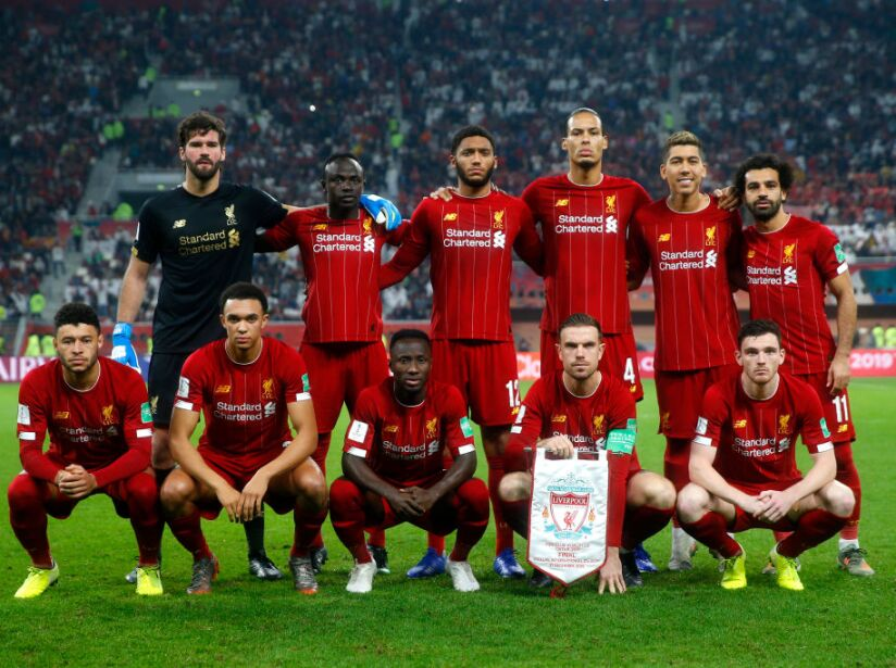 Liverpool FC v CR Flamengo - FIFA Club World Cup Qatar 2019