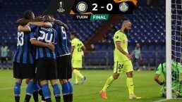 Inter supera 2-0 a Getafe y avanza a cuartos