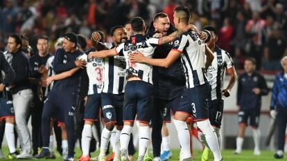 Monterrey se convierte en el primer finalista del Apertura 2019 y vuelve a la disputa por el título de Liga MX después de 2 años.