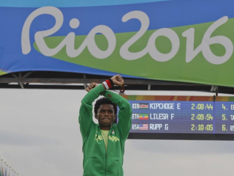 Ethiopia Exiled Athlete