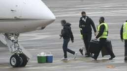 El padre de Messi vuela a Barcelona para arreglar salida de Leo