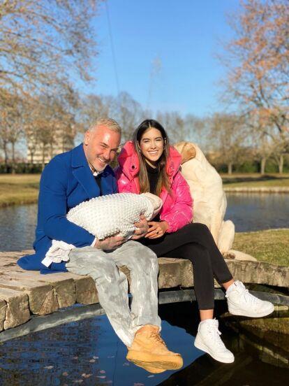 Gianluca Vacchi y Sharon Fonseca se convirtieron en padres de una preciosa niña el 27 de octubre de 2020, fecha desde la que entonces la bebé no ha dejado de llamar la atención en redes sociales. ¡Conócela!