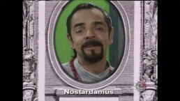 XHDRBZ: Un día en la vida de... Nostradamus