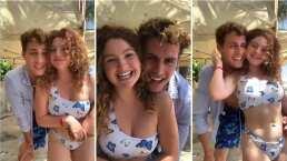 Briggitte Bozzo protagoniza romántico video con un famoso modelo