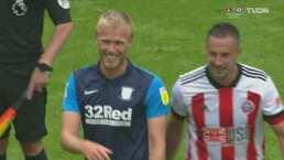 Preston North End FC le arrebata el empate de 2-2 al Sheffield United