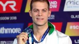 Atleta es señalado por acoso sexual en Mundial de Natación