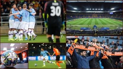 Manchester City ha salido victorioso dos veces sobre Shakhtar Donetsk en la temporada pasada en la fase de grupos y buscan repetir la hazaña en Ucrania.
