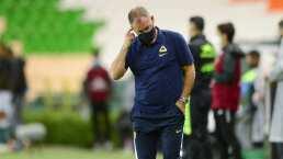 """Lillini: """"El árbitro se apresuró con la expulsión a Talavera"""
