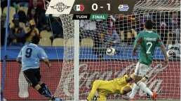 Futbol Retro | El 'Pistolero' Suárez hirió a México en Sudáfrica 2010