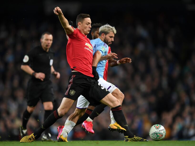 Manchester City v Manchester United - Carabao Cup: Semi Final