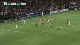 El VAR valida un gol de Emmanuel Boateng y LA Galaxy ya derrota 1-0 a los Xolos de Tijuana