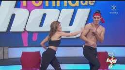 Brandon 'El Wapayaso' comete un error en plena transmisión y así lo 'castigan' los conductores de Hoy