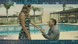 Todo sobre la boda de Edwin Luna y Kimberly Flores