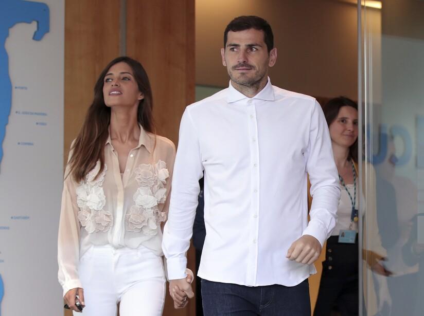 Portugal Soccer Casillas Heart Attack
