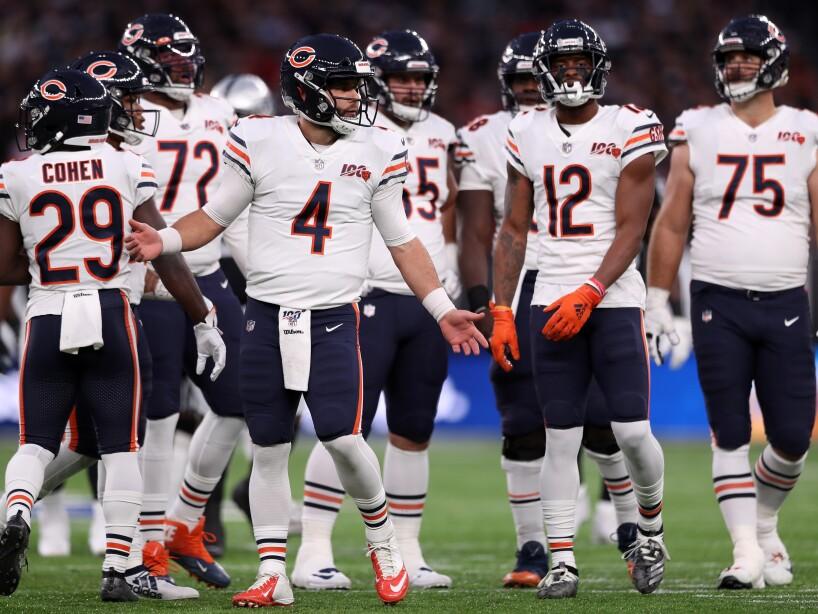 Chicago Bears vOakland Raiders