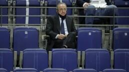 """Florentino Pérez: """"Nos mataron con una agresividad terrible"""""""