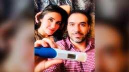 """""""Ahora sí estoy embarazada"""": Dulce María anuncia la llegada de su primer hijo"""