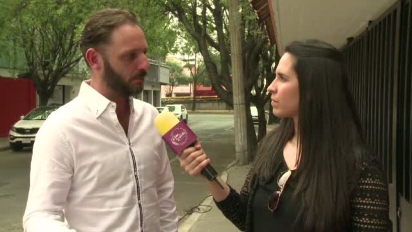 ¡Ricardo Fastlicht pierde a su esposa por culpa de la delincuencia en El Dicho!