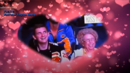 VIDEO: ¡Los peores kiss cam!