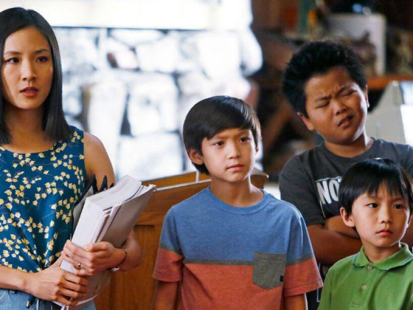 12. Jessica Huang: Interpretada por Constance Wu, una madre inmigrante que nos conquistó en Fresh Off the Boat.