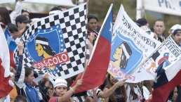 "Alcalde de Chile llama a la barra de Colo Colo ""delincuentes"""