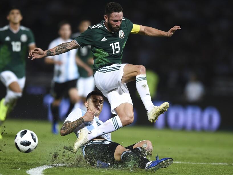 Uno de los referentes de la Selección Mexicana y su andar por las ligas más importantes del mundo.