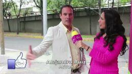 Alejandro Ruíz habla de los buenos y malos ejemplos de los padres