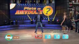 1 pista 3 equipos ¿Quién ganó?