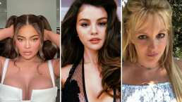 Así se verían Selena Gomez, Kylie Jenner y otras famosas con proporciones de cara perfectas