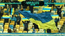 Aficionados regresan tras pandemia en el Ucrania vs. Alemania