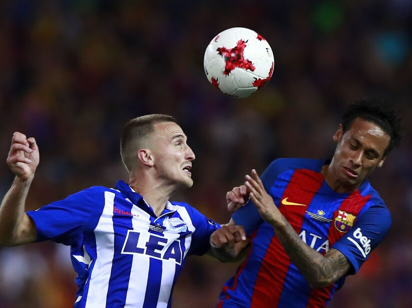 FC Barcelona vs Deportivo Alaves - Copa Del Rey Final