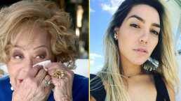 """""""No sé donde está Frida"""": Silvia Pinal tiene la esperanza de reencontrarse con su nieta"""