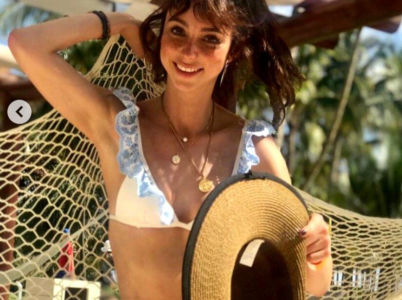 Natalia Téllez presume diminuta cintura gracias a sensual bikini