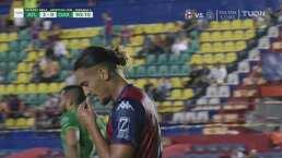 Atlante perdona un cuarto gol en contragolpe