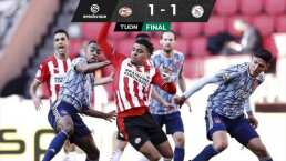 PSV deja ir dos puntos en el último minuto ante el Ajax