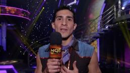 ¡Romel Pacheco regresa a la pista de Mira Quién Baila!