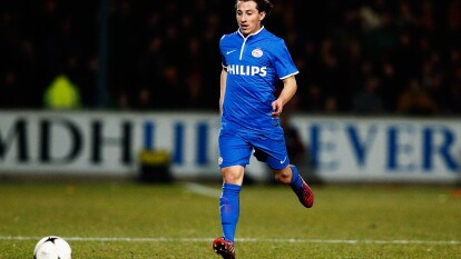 Andrés Guardado, Chucky Lozano y Héctor Moreno fueron considerados por el periódico holandés ED en el 11 de la Década del PSV.