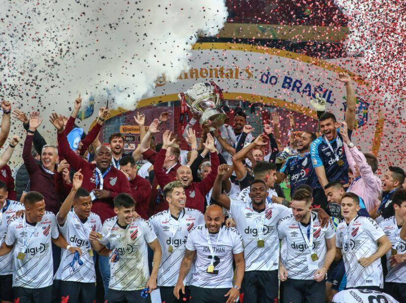 Internacional v Athletico PR - Copa do Brasil Final