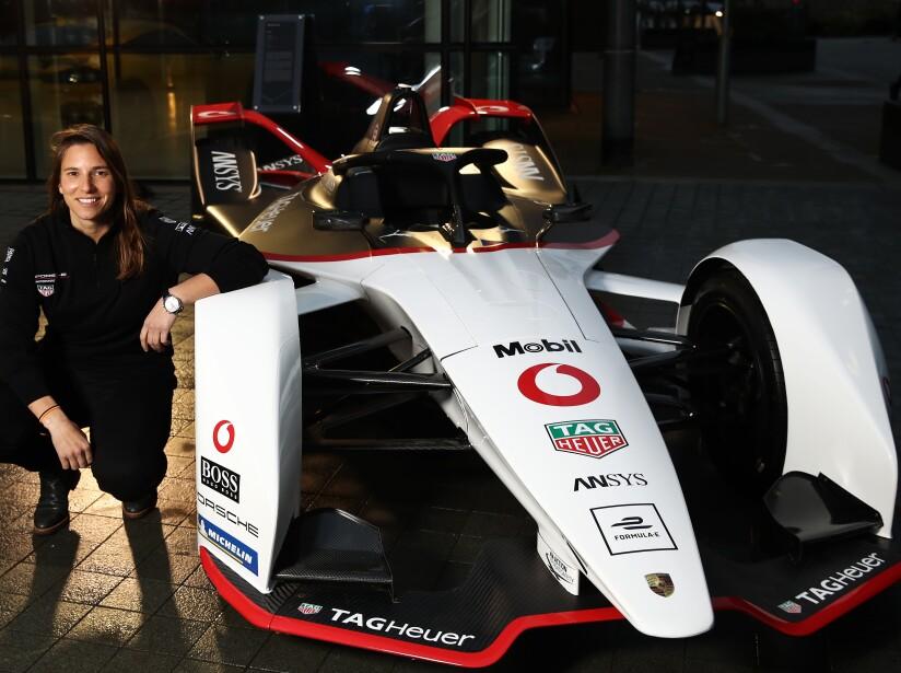 Porsche Taycan Launch Event
