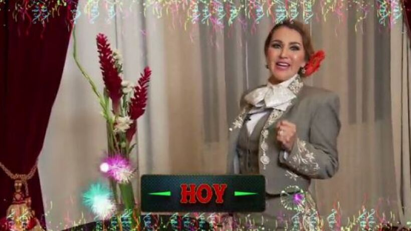 VIDEO: ¡Alicia Villarreal te invita a Fiesta Mexicana 2017!