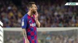 "Lionel Messi: ""Tuve en la cabeza largarme"""